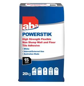 High Strength Flexible Tile Adhesive