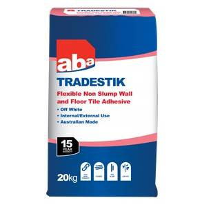 Flexible Non Slump Tile Adhesive